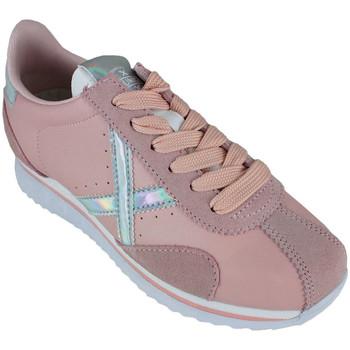 Schuhe Damen Sneaker Low Munich sapporo sky 8355012 Rose