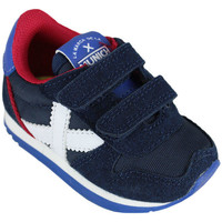 Schuhe Kinder Sneaker Munich baby massana vco 8820376 Blau