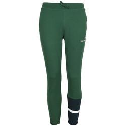 Kleidung Herren Jogginghosen Sergio Tacchini Fraine Pant Green/ Navy Grün