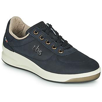Schuhe Damen Sneaker Low TBS BRANDY Marine