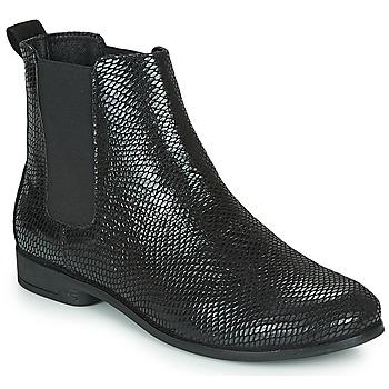 Schuhe Damen Boots TBS MELROSE Schwarz