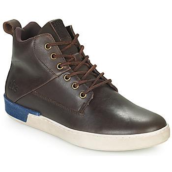 Schuhe Herren Sneaker High TBS SANDJAY Braun