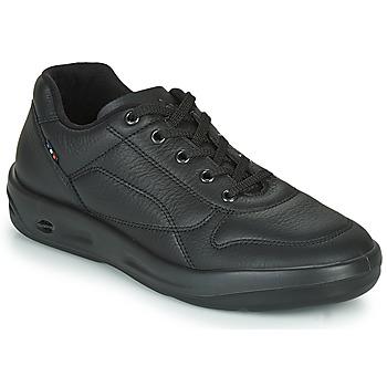 Schuhe Herren Sneaker Low TBS ALBANA Schwarz
