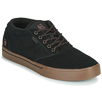 Schuhe Herren Skaterschuhe Etnies JAMESON MID Schwarz