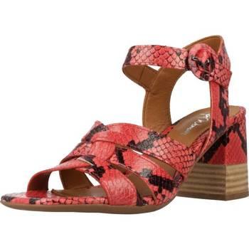Schuhe Damen Sandalen / Sandaletten Alpe 4684 61 Rot