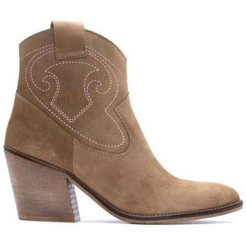 Schuhe Damen Low Boots Bryan BROOK Beige