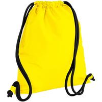Taschen Kinder Sporttaschen Bagbase BG110 Gelb/Schwarz