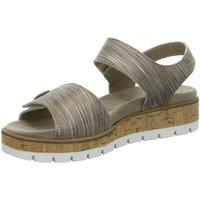 Schuhe Damen Sandalen / Sandaletten Longo Sandaletten 1045358 beige