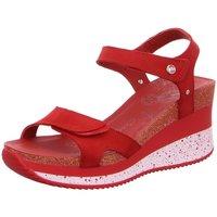 Schuhe Damen Sandalen / Sandaletten Panama Jack Sandaletten Nica Sport B2 rot