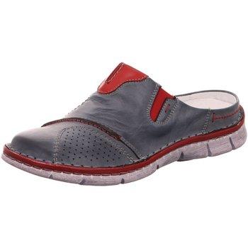 Schuhe Damen Pantoletten / Clogs Krisbut Pantoletten blau
