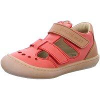 Schuhe Mädchen Babyschuhe Däumling Maedchen tomaten-haselnuss 070411S-12 rot
