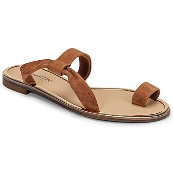 Schuhe Damen Sandalen / Sandaletten JB Martin 1GACIA Braun