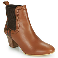 Schuhe Damen Low Boots Ravel MOA Camel