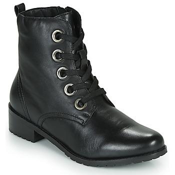 Schuhe Damen Boots Ravel MARTI Schwarz