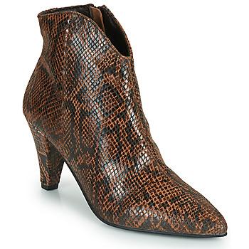 Schuhe Damen Low Boots Ravel LEVISA Schwarz