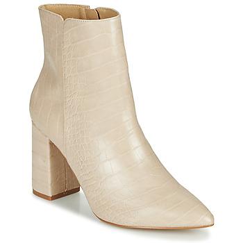 Schuhe Damen Low Boots Ravel SORIANO Beige