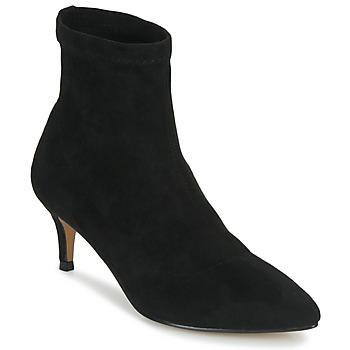 Schuhe Damen Low Boots Ravel MADRUGA Schwarz