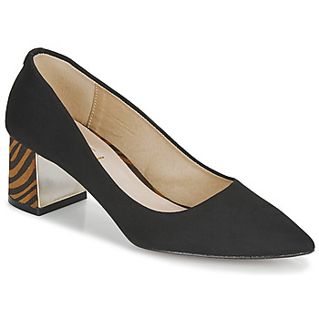 Schuhe Damen Pumps Ravel ORO Schwarz