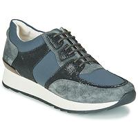 Schuhe Damen Sneaker Low Karston SINIX Grau