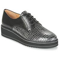 Schuhe Damen Derby-Schuhe Karston ORPLOU Schwarz / Grau