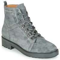 Schuhe Damen Boots Karston ONGULE Grau
