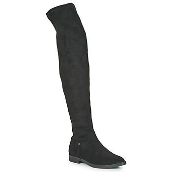 Schuhe Damen Klassische Stiefel Karston KAPOU Schwarz