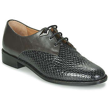 Schuhe Damen Derby-Schuhe Karston VENDREDI Schwarz