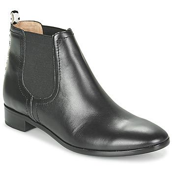 Schuhe Damen Boots Karston JOLICO Schwarz