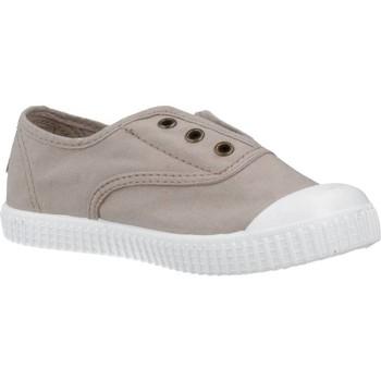 Schuhe Jungen Sneaker Low Victoria 106627 Beige