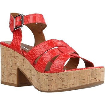 Schuhe Damen Sandalen / Sandaletten Alpe 4731 63 Rot
