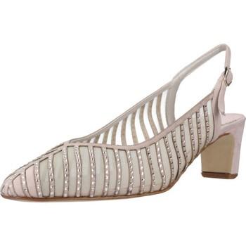 Schuhe Damen Pumps Argenta 33407A Beige