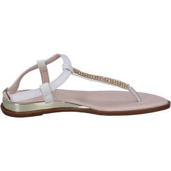 Schuhe Damen Sandalen / Sandaletten Solo Soprani BN779 weiß