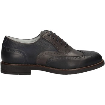 Schuhe Herren Derby-Schuhe NeroGiardini E001454U BLUE