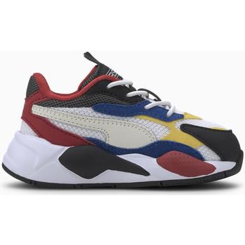Schuhe Kinder Sneaker Puma Rs-x3 puzleac inf Weiss