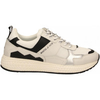 Schuhe Damen Sneaker Low Moa Concept FUTURA MESH white-silver