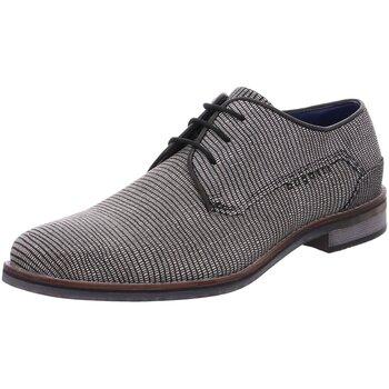 Schuhe Herren Derby-Schuhe Bugatti Schnuerschuhe Gagno 312646091900-1000 schwarz