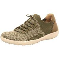 Schuhe Damen Sneaker Low Remonte Dorndorf Schnuerschuhe R3514-54 oliv