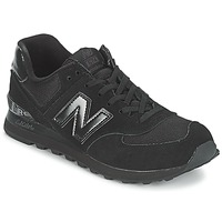 Schuhe Sneaker Low New Balance M574 Schwarz
