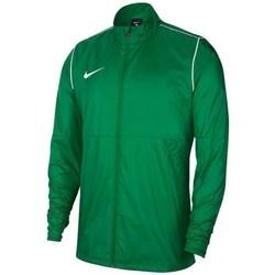 Kleidung Jungen Trainingsjacken Nike JR Park 20 Repel Grün