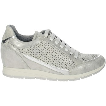 Schuhe Damen Sneaker High Imac 507430 Grau