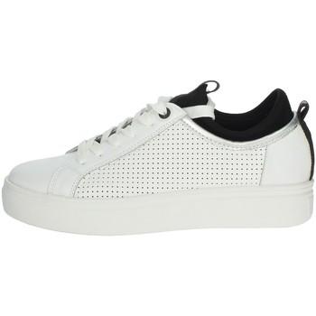 Schuhe Damen Sneaker Low Wrangler WL01601A Weiss