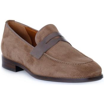 Schuhe Herren Slipper Frau HIVE NAPPA TORTORA Beige