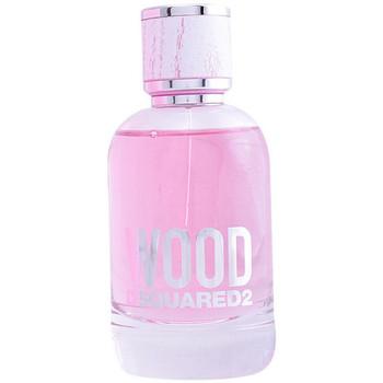 Beauty Damen Eau de parfum  Dsquared Wood - köln - 100ml - VERDAMPFER Wood - cologne - 100ml - spray