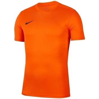 Kleidung Jungen T-Shirts Nike Dry Park Vii Jsy Rot