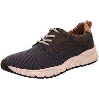 Schuhe Herren Sneaker Low Camel Active Schnuerschuhe Run 539.11.02 grau