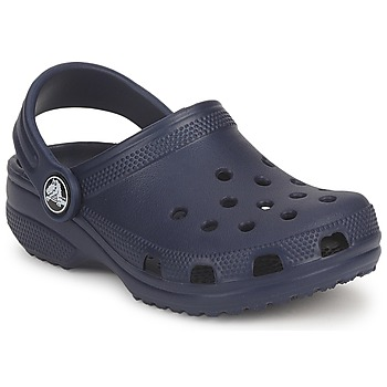 Schuhe Kinder Pantoletten / Clogs Crocs CLASSIC KIDS Marine