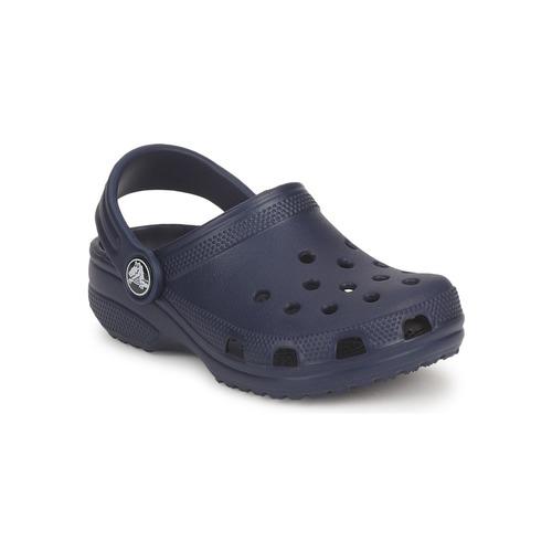 Pantoletten / Clogs Crocs CLASSIC KIDS Marine 350x350