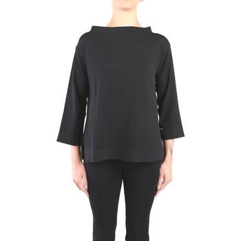 Kleidung Damen Pullover Liviana Conti F20/F0SA05 Halsband Damen Schwarz / Elfenbein Schwarz / Elfenbein