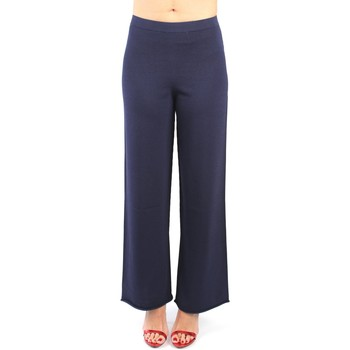 Kleidung Damen Anzughosen Liviana Conti F20/F0SA33 Klassiker Damen blau blau