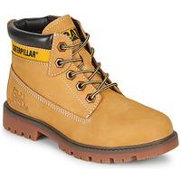 Schuhe Kinder Boots Caterpillar COLORADO Braun